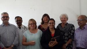 teaching faculty, Agartala 2015