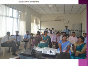 2015 MDT discussions